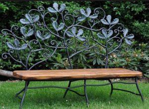 Изделия из металла для сада и дачи