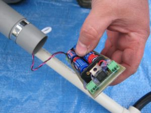 Как сделать подводный металлоискатель своими руками