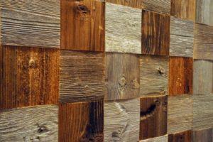 Производство деревянной плитки
