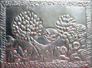 Чеканка по металлу своими руками для детей