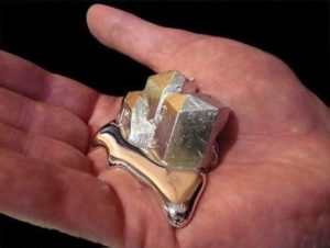 Самый плавкий металл