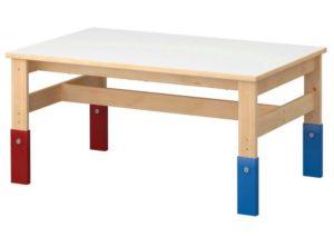 Как увеличить высоту стола своими руками