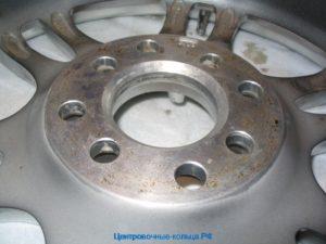 Центрирующие кольца для литых дисков своими руками
