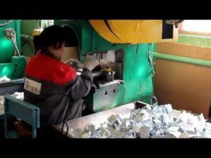 Оборудование для производства перфорированного крепежа