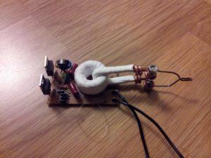 Паяльник из электронного трансформатора своими руками