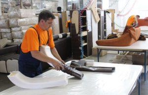 Оборудование для производства мягкой мебели
