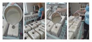 Шликерный способ производства керамических изделий