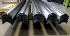 Радиусная гибка листового металла