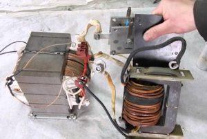 Как намотать трансформатор для полуавтомата своими руками