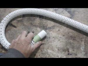 Гибкий кабель канал своими руками