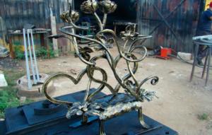 Сварочные изделия из металла своими руками
