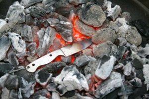Как отпустить металл в домашних условиях