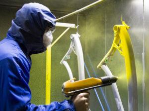 Технология полимерной покраски металла