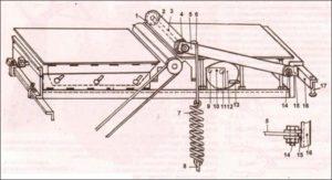 Прижимное устройство для строгального станка своими руками