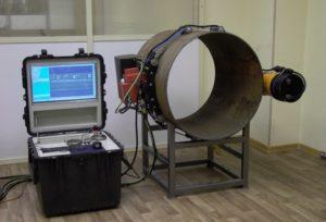 Рентгеновский контроль сварных соединений