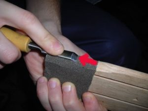 Как заточить резцы для резьбы по дереву