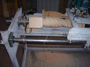 Витые балясины станок своими руками устройство
