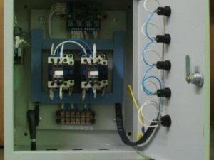 Автомат ввода резерва своими руками