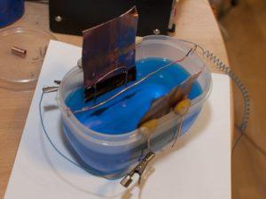 Как покрыть медью сталь в домашних условиях