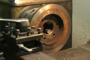 Расточка тормозных дисков своими руками