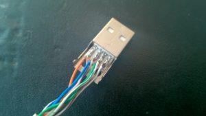 Как удлинить USB кабель своими руками