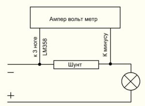 Как сделать амперметр своими руками