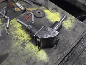 Угловой редуктор своими руками для мотоблока