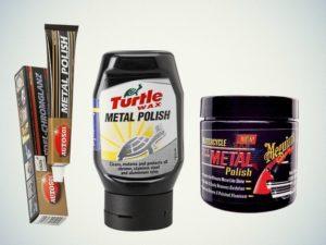 Средство для полировки металла