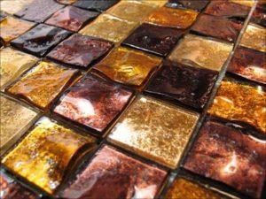 Производство итальянской плитки из стекла