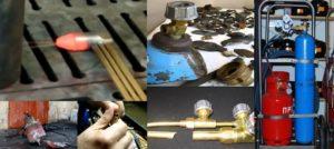 Обратный удар причины возникновения при газорезке металла