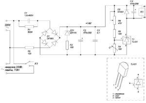 Как сделать термодатчик своими руками