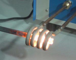 Индукционный нагрев металла своими руками