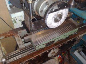 Самодельный плоскошлифовальный станок по металлу