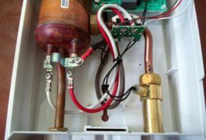 Как сделать проточный водонагреватель электрический своими руками