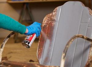 Можно ли акриловой краской красить металл