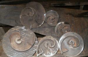Как гнуть узоры из металла своими руками