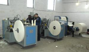Картон для производства бумажных стаканчиков