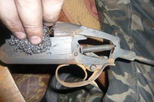 Как воронить сталь в домашних условиях