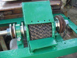 Дробилка для измельчения древесины своими руками