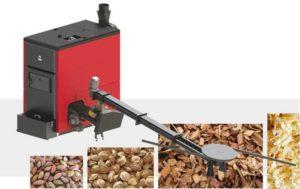 Автоматическая подача дров в котел своими руками