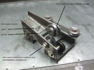 Станок для резки листового металла своими руками