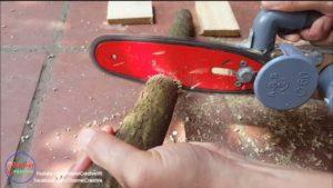 Как сделать электропилу своими руками
