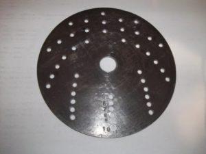 Делительный диск своими руками