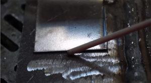 Можно ли приварить нержавейку к черному металлу