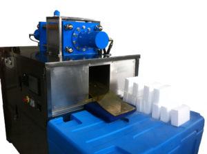 Технология производства сухого льда