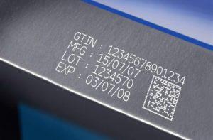 Способы маркировки металлических изделий