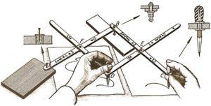 Как сделать пантограф своими руками