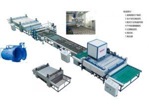 Оборудование для производства плитки из стекла