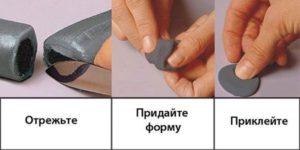 Как пользоваться холодной сваркой для металла инструкция