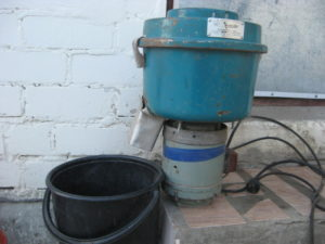 Траворезка своими руками из стиральной машины